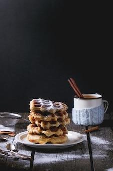 Waffle belgi