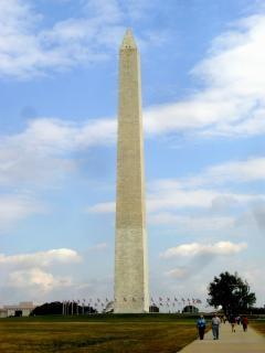 Washington dc monumenti famosi, tallbuildings