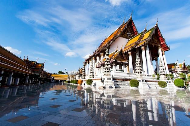 Wat suthat thepwararam bangkok, tailandia