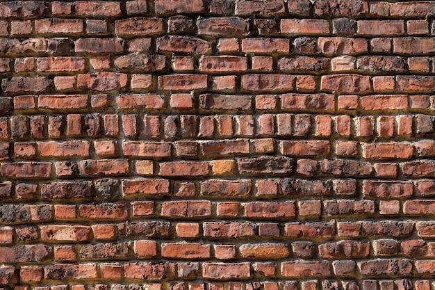 West village nel brickwall di new york manhattan