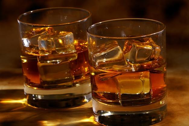 Whisky freddo