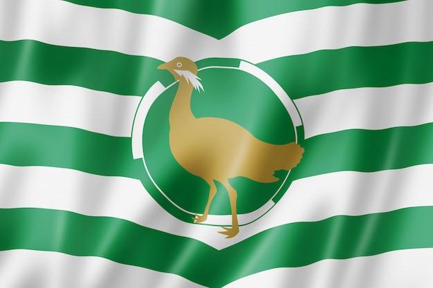 Wiltshire county flag, regno unito