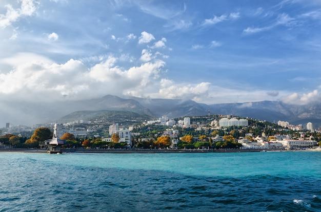 Yalta, repubblica di crimea.