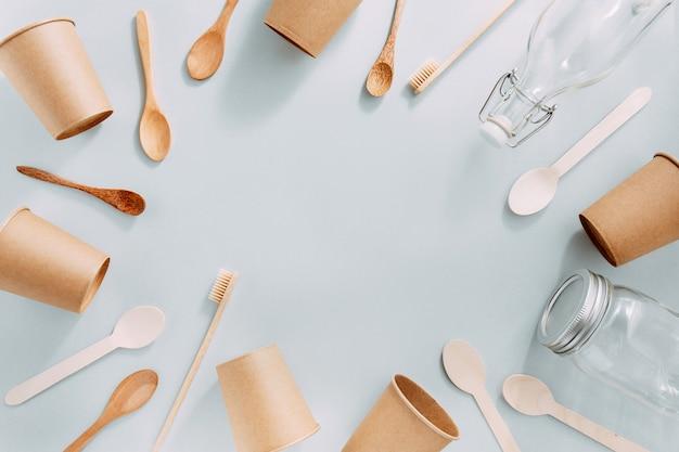 Zero rifiuti con prodotti sostenibili