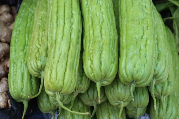 Zucca al mercato