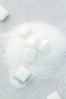 Zucchero bianco