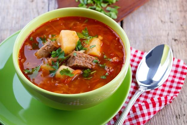 Zuppa di cavoli