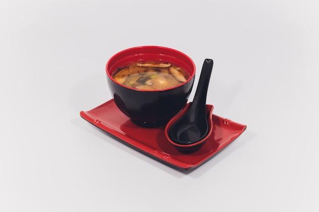 Zuppa di miso, cibo giapponese