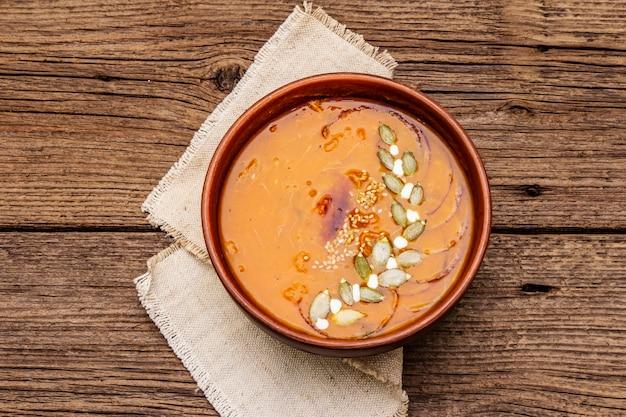 Zuppa di zucca autunnale