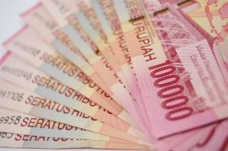 100 mil rupias