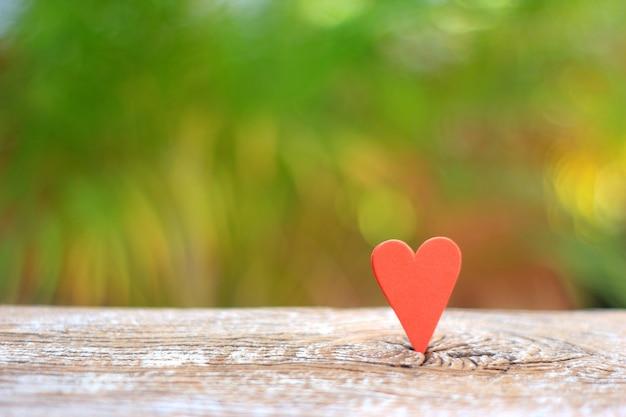 14 de fevereiro com coração vermelho, conceito de compromisso do dia dos namorados