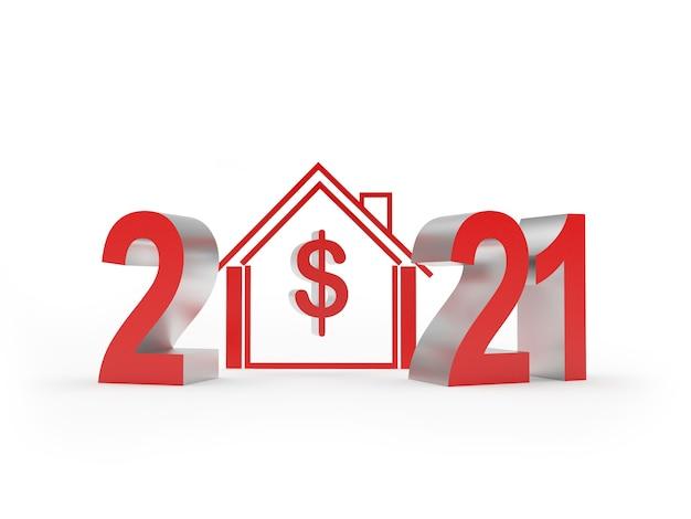 2021 e casa do dólar