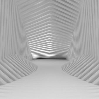 3d abstrato geométrico
