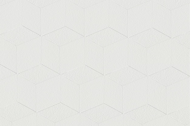 3d papel branco fundo modelado cúbico