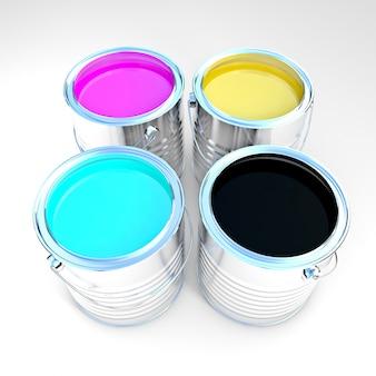 3d pode pintar
