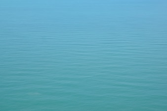 A água do mar