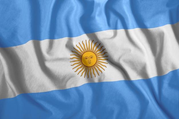A bandeira argentina