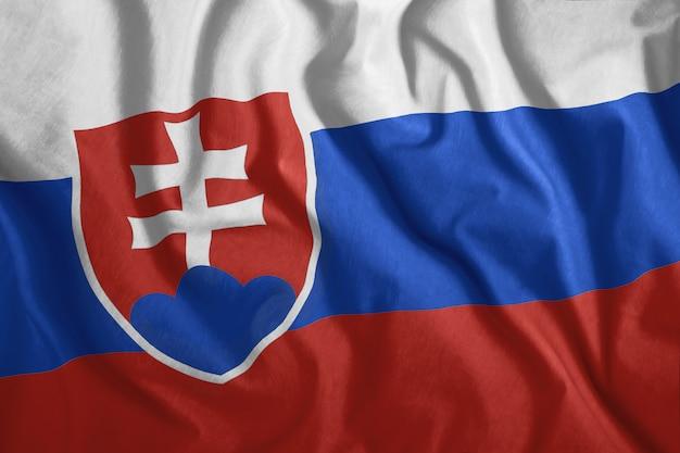A bandeira eslovaca