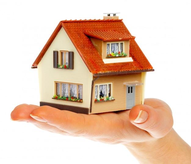 A casa em mãos humanas