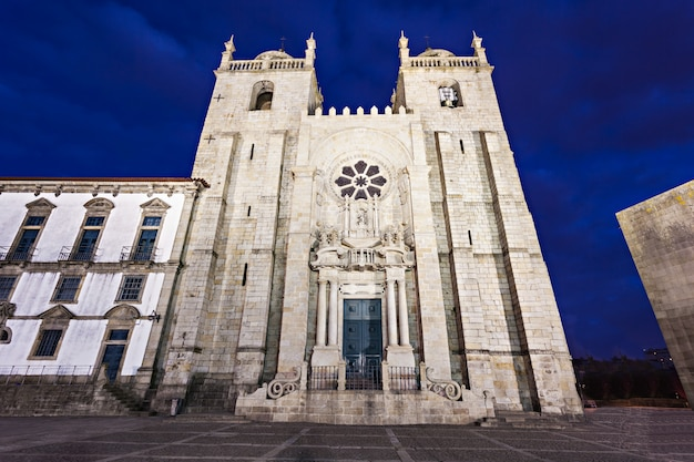 A catedral do porto