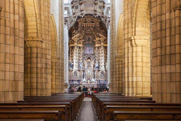 A catedral do porto