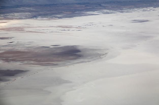 A chuva no vale da morte, califórnia, eua