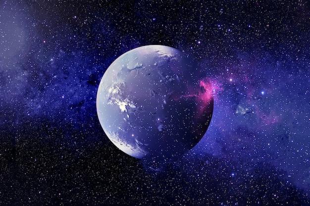 A destruição de exoplanetas os elementos desta imagem foram fornecidos pela nasa