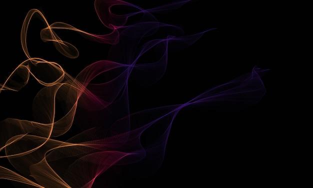 A dinâmica de padrões e linhas interessantes em tecnologia, comunicação e energia modernas.