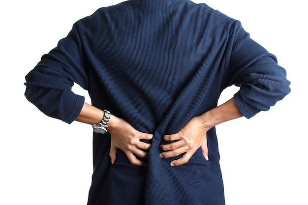 A dor lombar