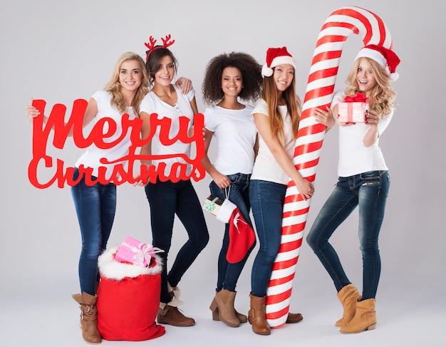 A época do natal é especial para todos