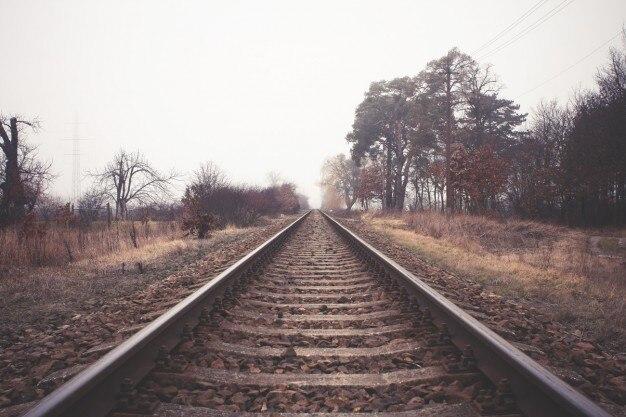 A estrada de ferro sem fim