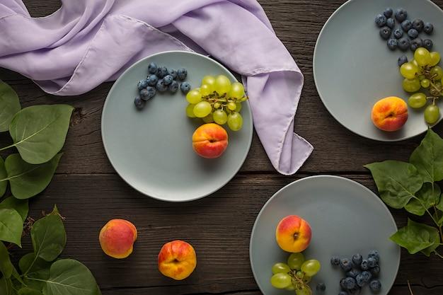 A fruta é a base de uma alimentação saudável, uma fonte de vitaminas e nutrientes