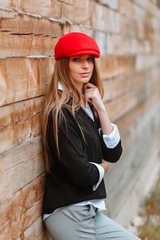 A garota do capuz vermelho