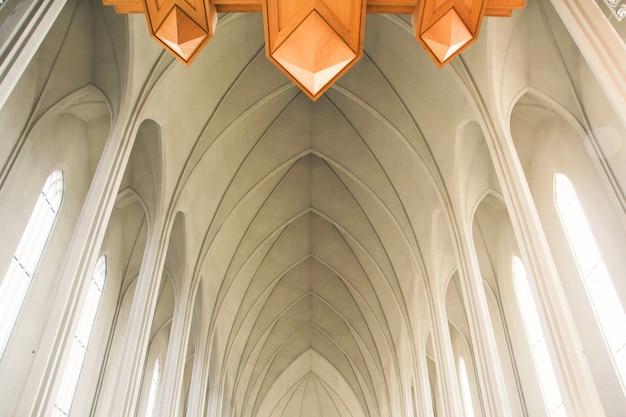 A igreja branca