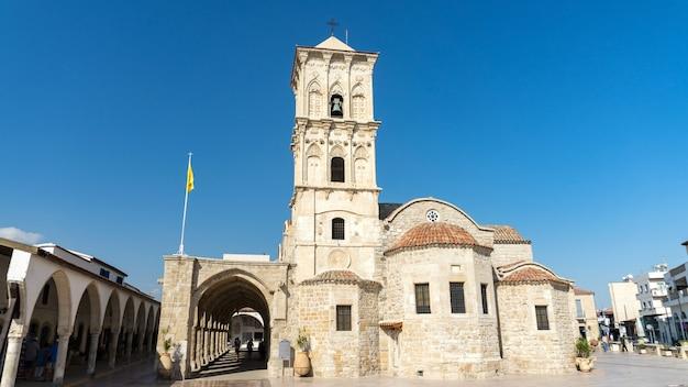 A igreja de são lázaro em larnaca, rupublic de chipre. 2020