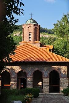 A igreja em veliko tarnovo na bulgária