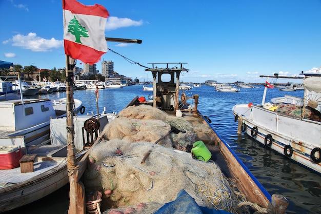 A marina, trípoli, líbano