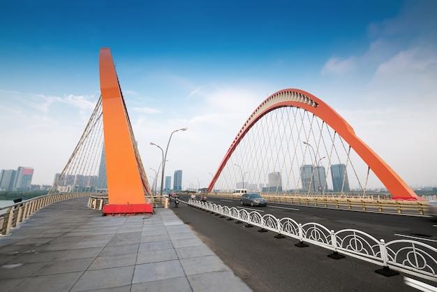 A noite da ponte moderna
