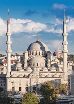 A nova mesquita