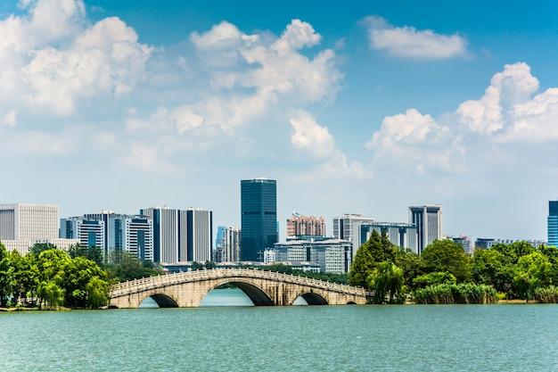 A paisagem urbana