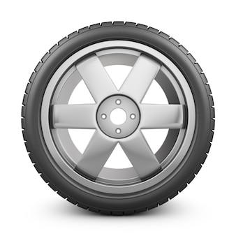 A roda moderna