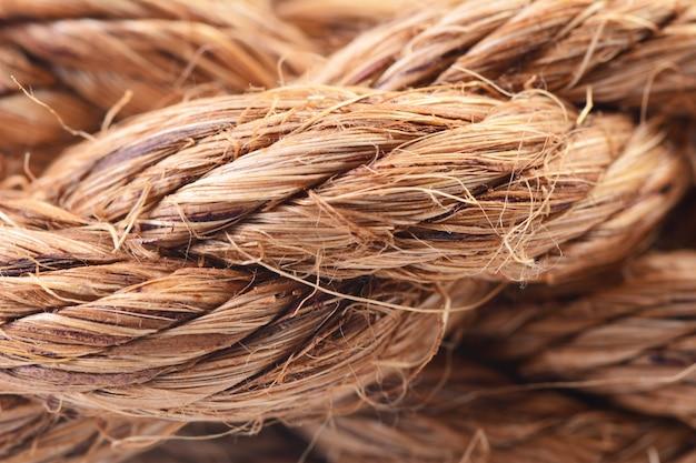 A textura da corda