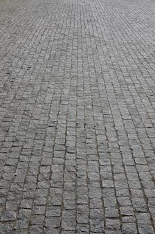 A textura da laje de pavimentação (pedras de pavimentação)
