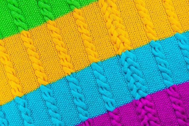 A textura da malha