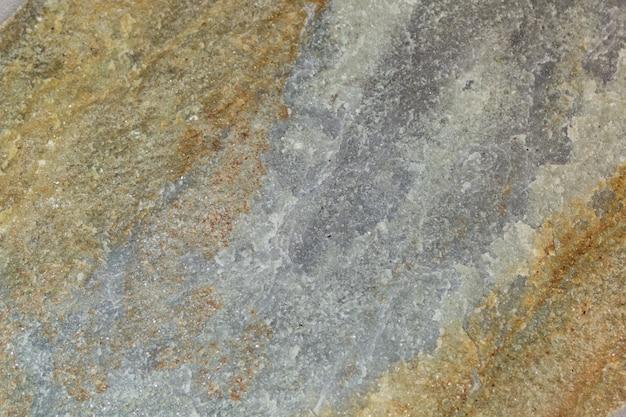 A textura da pedra natural