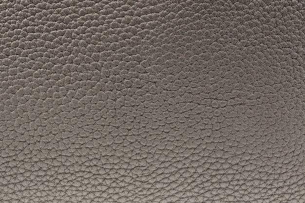 A textura da pele é cinza