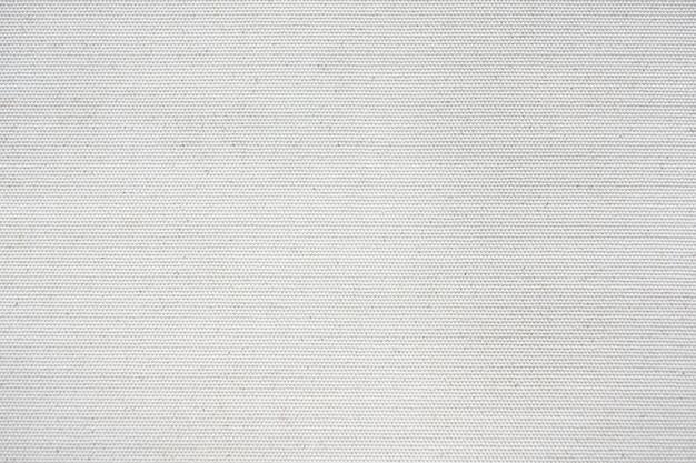 A textura da tela de cor branca para a imagem do design