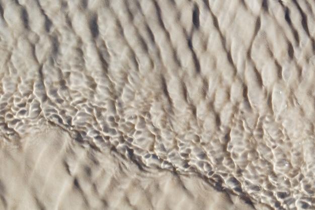 A textura do carbonato de cálcio leve em tela cheia como substrato