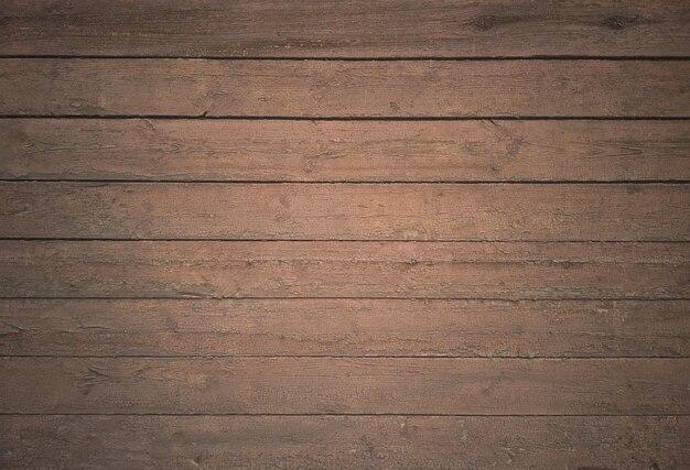 A textura do fundo de velhas tábuas de madeira pintadas