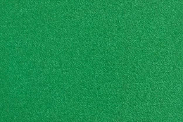 A textura do papel de cor verde